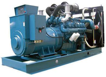 大宇柴油发电机组高清图片